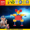 Kids Plastic Desktop Toy Intellectual Building Brick Toy