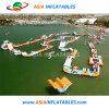 China Inflatables Water Park Slide Aqua Park Manufacturer