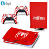 Byit PS5 Accessories Cover Skin Console Sticker for Playstation 5 Console & Controller