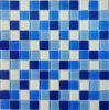 Swimming Pool Mosaic/Crystal Glass Mosaic (HSP304)