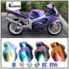 Color Shifting Auto Paint Chameleon Pigments