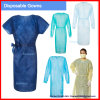 Muti-Ply Fluid Resistant/Protection Isolation Gown