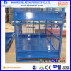 Stackable Steel Wire Warehouse Folding Mesh Box Pallet