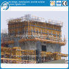 High Efficient Automatic Climbing Formwork for Construction
