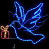 Wholesale Rope Lights Lighting Dove LED Christmas Decorations