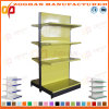 Customize Supermarket Double Side Perforated Store Display Shelves (Zhs531)