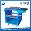 Stainless Steel Sheet Metal Cutting Tool Storage Cabinet with Painting