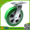 Heavy Duty Swivel Galvanized Polyurehtane Caster Wheels