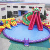 Inflatable Water Park for Kid and Adult (AQ3101)