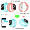 Child GPS Tracker Watch with GPRS Real Time Tracking D15s