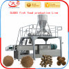 Fish Food Machine / Fish Pellet Feed Food Extruder Plant