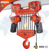 20 Ton Industrial Building Electric Chain Hoist with Trolley (8 chain)