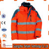 High Quality Men′s High Visibility Security Safety Reflective Jacket