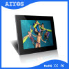 High Quality Chinese Video MP4 HD IPS Full View Angle Screen 8 Inch Digital Picture Frame