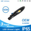 New Products LED Lamp 50W IP65 COB LED Street Light Manufacturer in China Outdoor Lighting