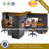 Elegant Design Particle Board Movable Office Workstation (HX-8N2282)