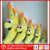 Plush Fruit Toy with Ce Banana, Pear, Apple, Pineapple, Watermelon