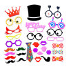 Hotselling New Style of Birthday Party Creative Wedding Photo Props