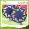 Automatic Open 3 Folding Promotional Mini Color Changing Umbrella