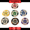 European Clay Poker Chips (YM-CY01)