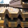 Sy295 JIS Standard Steel Sheet Pile 400X170X16mm