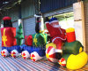 Hot Sale Inflatable Christmas Toys for Christmas Decoration