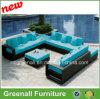 12 PCS New Luxury Large Model Outdoor Rattan Furniture