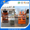 Wt1-10 Diesel Engine Semi Automatic Soil Brick Forming Machine