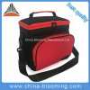 600d Polyester Wine Cool Lunch Can Insulated Picnic Cooler Bag