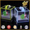 Custom Packaging Sweet Box with Pet Plastic