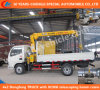 4X2 Dongfeng Light Truck with XCMG Telescoping Boom Crane