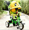 2016 Hot Green Baby Tricycle (Earthquake Proof)