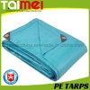 PE Tarpaulin with Reinforced Corner