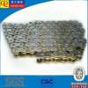 630V Precision O-Ring Motorcycle Chain with Golden Plates