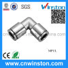 Brass Coupling Pneumatic Fitting with CE