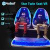 Two Seats Egg Chair 9d Virtual Reality Cinema Simulator