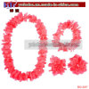 Novelty Gift Promotional Flower Lei Novelty Party Items (BO-3017)