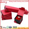 Luxury Handmade Custom Logo Printed Paper Jewelry Gift Box, Ring Box, Necklace Box