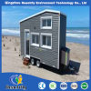 China Mini Holiday Cheap Villa Wood Cabin Hut Tiny House for Sale