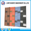Shingle Type Weather Resistance Colorful Stone Coated Metal Roof Tile