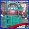 Factory Supplied Automatic Waste Plastic Baler Machine