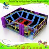 Small Size Indoor Trampoline with Foam Pit
