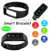 Bluetooth 4.0 Smart Bracelet with Heart Rate Monitor (HB02)