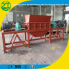 Kitchen/Hospital/Municipal Waste/Living Garbage/Tire/Wood Biaxial Shredder Machine