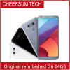 Refurbished Original Phone G6 Unlocked Cell Phone 13MP 5.7 Inch Dual SIM Android 7.0