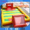 Soap Water Inflatable Football Field Soccer Pitch for Kids and Adults