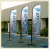 Outdoor Custom Polyester Feather Flags and Banners (3.5m)