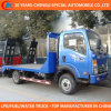 4X2 Mini 4tons 5tons Flat Bed Truck for Sale