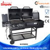 Professional Wholesale Gas Barbecue Grill Stainless Steel