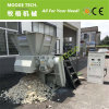 Single shaft plastic shredder for HDPE PVC pipe/big block/wood
